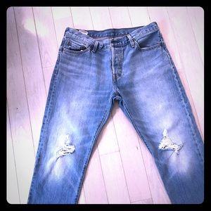 Levi's jeans 501 CT button down - 29